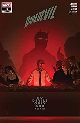 Daredevil (2019-) #8 by Chip Zdarsky, Lalit Kumar Sharma