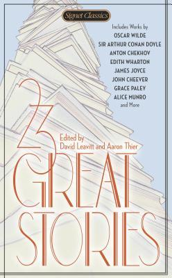 23 Great Stories by David Leavitt