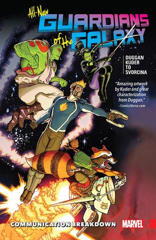 All-New Guardians of the Galaxy, Vol. 1: Communication Breakdown by Aaron Kuder, Gerry Duggan