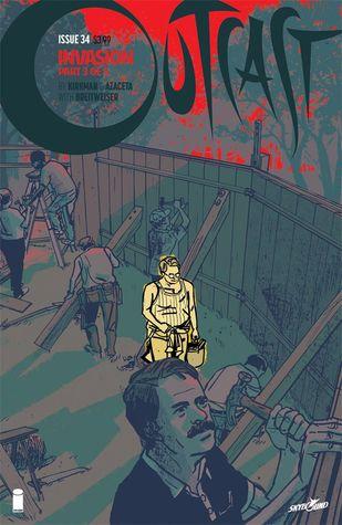 Outcast #34 by Elizabeth Breitweiser, Paul Azaceta, Robert Kirkman