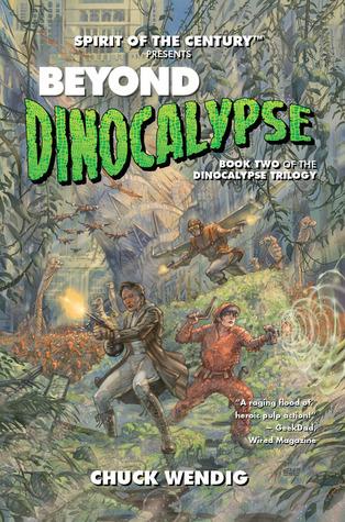 Beyond Dinocalypse by Chuck Wendig, Amanda Valentine, Christian N. St. Pierre