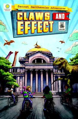 Claws and Effect by Lee Nielsen, Steve Hockensmith, Chris Kientz