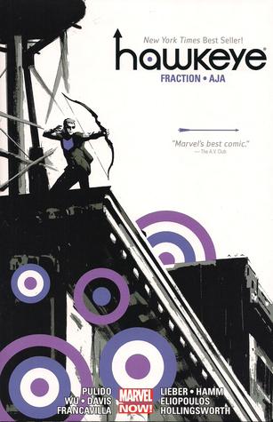 Hawkeye Omnibus by Jesse Hamm, Steve Lieber, Annie Wu, David Aja, Javier Pulido, Alan Davis, Francesco Francavilla, Matt Fraction