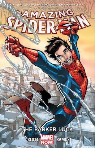 Amazing Spider-Man, Vol. 1: The Parker Luck by Dan Slott, Humberto Ramos