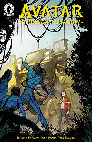 Avatar: The Next Shadow #1 by Jeremy Barlow, Guilherme Balbi
