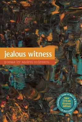 Jealous Witness [With CD] by Andrei Codrescu