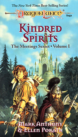 Kindred Spirits by Ellen Porath, Mark Anthony, Tina Daniel, Steve Winter, Tina Daniell, Mary L. Kirchoff, Michael Williams