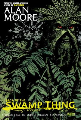 Saga of the Swamp Thing Book Four by Alan Moore