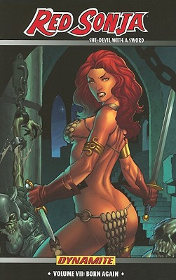 Red Sonja: She-Devil with a Sword Volume 7 by Brian Reed