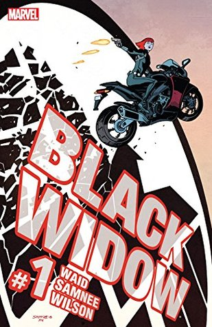 Black Widow #1 by Mark Waid, Matt Wilson, Chris Samnee
