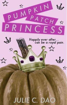 Pumpkin Patch Princess by Julie C. Dao