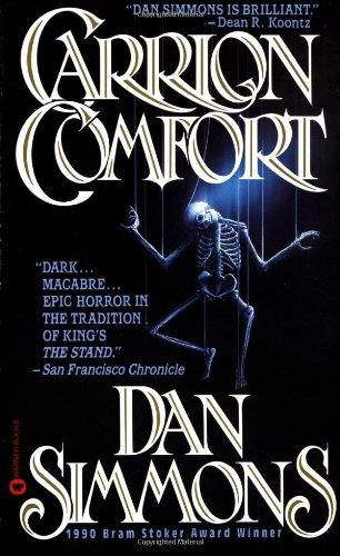 Carrion Comfort by Dan Simmons