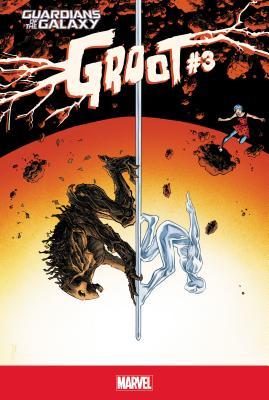 Groot #3 by Jeff Loveness