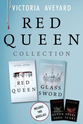 Red Queen Collection (Red Queen,#0.1-2) by Victoria Aveyard