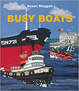 Busy Boats by Susan Steggall