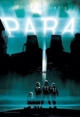 Stuart Moore's Para by Federico Zumel, Claude St. Aubin, Stuart Moore, Pablo Villalobos