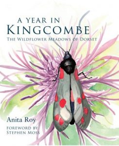 A Year In Kingcombe: The Wildflower Meadows of Dorset by Anita Roy