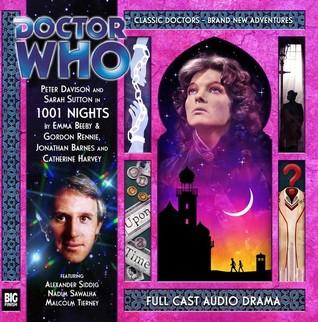 Doctor Who: 1001 Nights by Jonathan Barnes, Gordon Rennie, Catherine Harvey, Emma Beeby