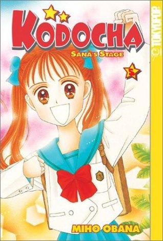 Kodocha: Sana's Stage, Vol. 05 by Miho Obana
