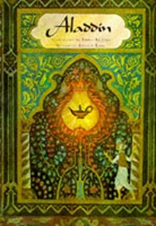 Aladdin and the Wonderful Lamp by Errol Le Cain, Andrew Lang
