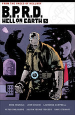 B.P.R.D. Hell on Earth Volume 5 by Mike Mignola, John Arcudi, Laurence Campbell