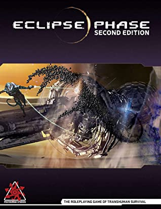 Eclipse Phase Second Edition by Rob Boyle, Brian Cross