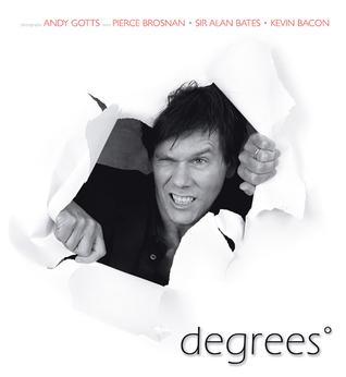 Degrees by Alan Bates, Kevin Bacon, Pierce Brosnan, Andy Gotts