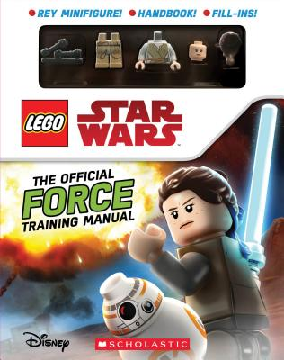 The Official Force Training Manual [With Minifigure] by Arie Kaplan