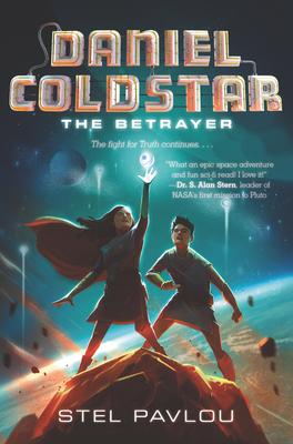 The Betrayer by Stel Pavlou