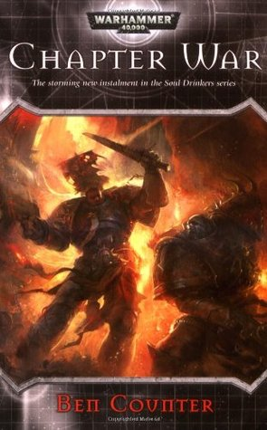 Chapter War by Ben Counter