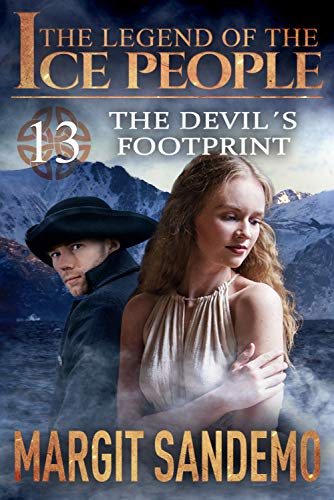 The Ice People 13 - The Devil´s Footprint (The Legend of The Ice People) by Margit Sandemo