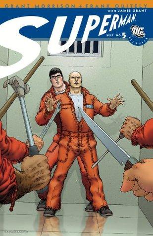 All-Star Superman #5 by Frank Quitely, Grant Morrison