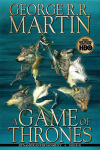 A Game of Thrones #1 by Tommy Patterson, George R.R. Martin, Daniel Abraham