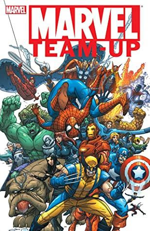 Marvel Team-Up, Vol. 1: The Golden Child by Andy Kuhn, Paco Medina, Scott Kolins, Cory Walker, Phil Hester, Robert Kirkman, Jeff Johnson