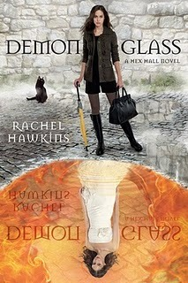 Demonglass by Rachel Hawkins, R. Khokins