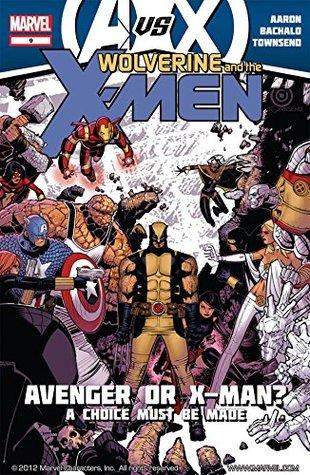Wolverine and the X-Men #9 by Jason Aaron, Tim Townsend, Jaime Mendoza, Chris Bachalo, Al Vey