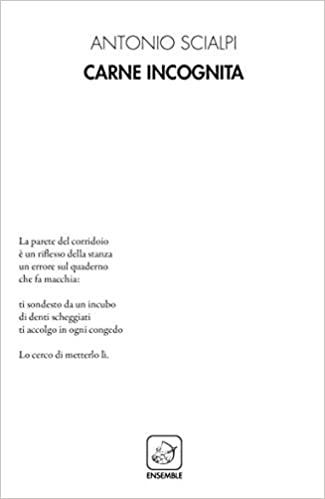 Carne Incognita by Antonio Scialpi