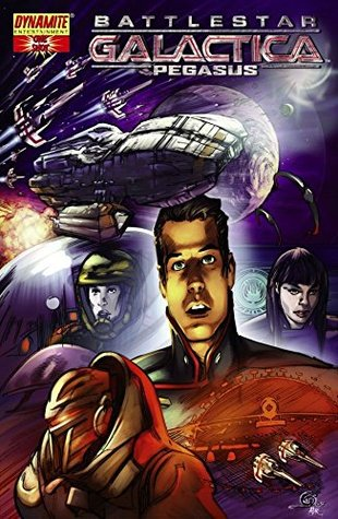 Battlestar Galactica: Pegasus by Jonathan Lau, Brandon Jerwa