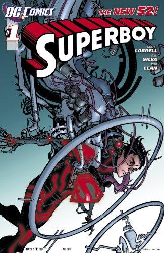 Superboy #1 by Justin Jordan, Justin, Tom DeFalco, Frank Barberie, Scott Lobdell, Marv Wolfman, Tony Lee, Alan Nelson Michael, Aaron Kuder