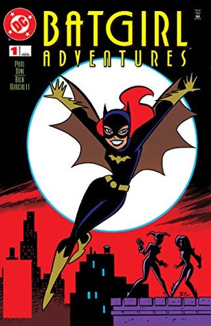 Batgirl Adventures #1 by Paul Dini, Rick Burchett