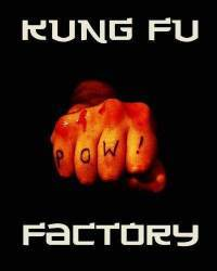 Kung Fu Factory (Volume 1) by Garnett Elliott, Anthony Neil Smith, Jimmy Callaway, Joshua Reynolds, Cameron Ashley, Chad Eagleton, Liam Jose, Christa Faust, Matthew McBride, Frank Bill