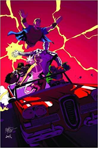Agents of Atlas: Marvel Boy by Felix Ruiz, Jeff Parker