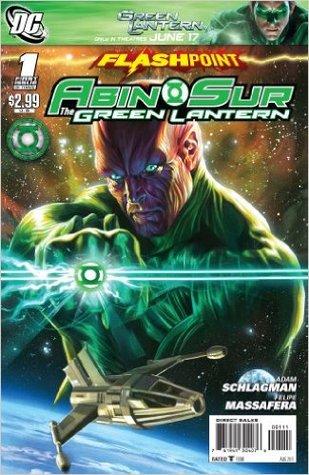 Flashpoint: Abin Sur, The Green Lantern #1 by Felipe Massafera, Adam Schlagman