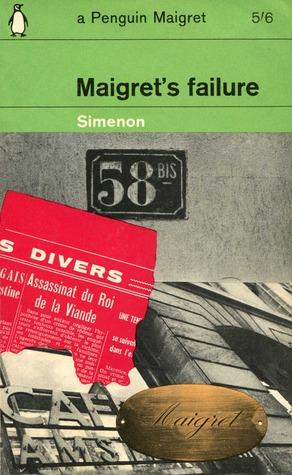 Maigret's Failure by Georges Simenon, Daphne Woodward