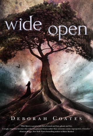 Wide Open by Deborah Coates