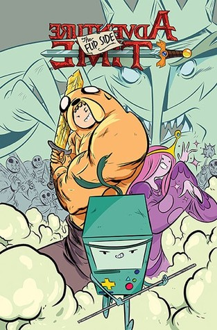 Adventure Time: The Flip Side by Colleen Coover, Wook Jin Clark, Paul Tobin