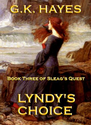 Lyndy's Choice by G.K. Hayes