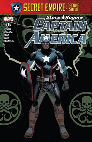 Captain America: Steve Rogers #16 by Nick Spencer, Jesus Saiz, Daniel Acuña