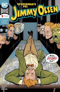 Superman's Pal Jimmy Olsen #1 (Superman's Pal Jimmy Olsen, #1) by Steve Lieber, Matt Fraction