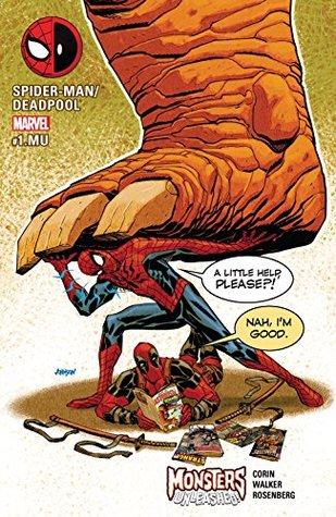 Spider-Man/Deadpool #1.MU by Joshua Corin, Dave Johnson, Tigh Walker